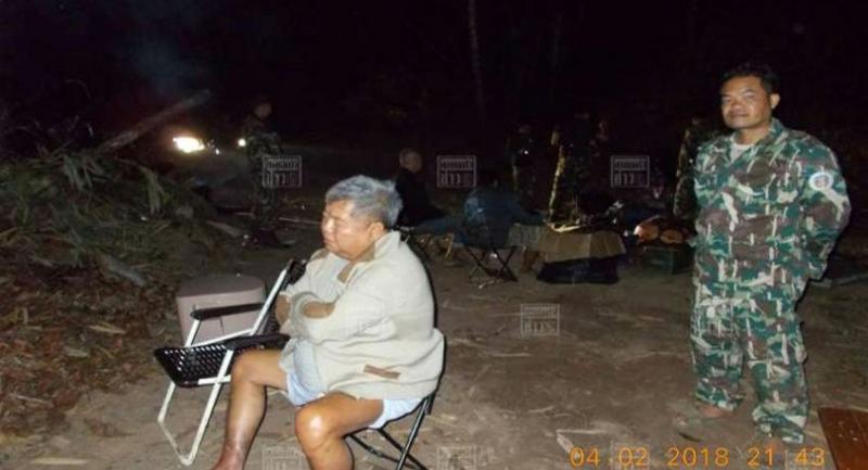 Premchai (sitting).