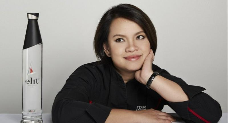 Bee Satongun is the second chef from Thailand to win the Best Female Chef prize.
