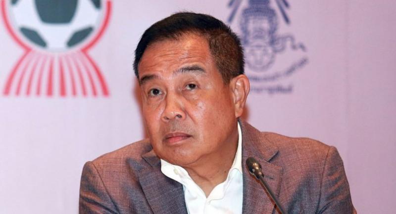 Pol General Somyot Pumpanmuang