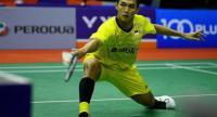 Jonatan Christie of Indonesia