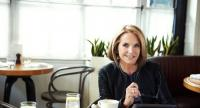 File photo : Katie Couric//Couric's Facebook