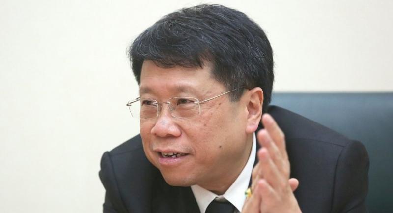 File photo: Education Minister Teerakiat Jareonsettasin