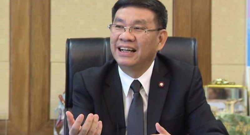 Election commissioner Somchai Srisutthiyakorn