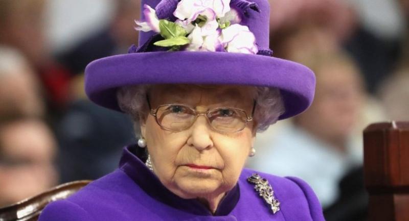 File photo : Queen Elizabeth II//AFP