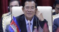 File photo : Hun Sen//EPA-EFA