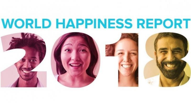 Photo: Courtesy of World Happiness Report