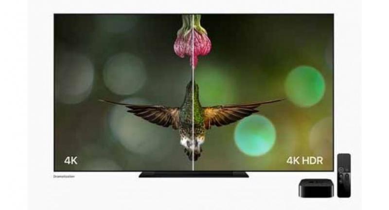 Apple TV pulls in 4K content
