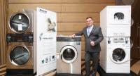 Jan Vleugels, chief operating officer international of Alliance Laundry Systems