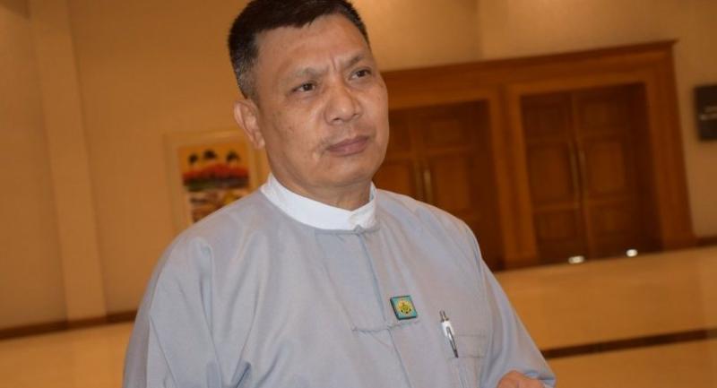 Sann Myint Au