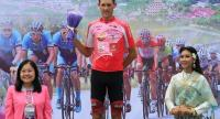 Benjamin Dyball of Australia wins the 2018 Tour of Thailand overall title.