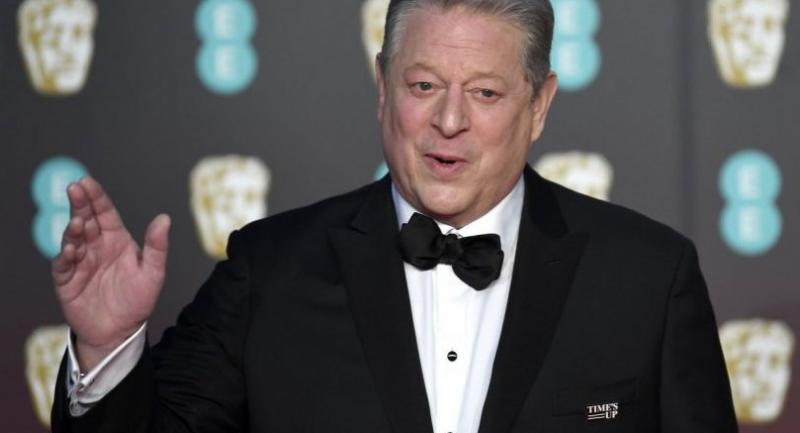 EPA-EFE file photo: Former US vice president Al Gore, a longtime member of the TED community, will host a discussion on climate change at the TED conference in Vancouver Tuesday.