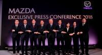Thai executives promoted to top management positions at Mazda Sales (Thailand) Co Ltd.