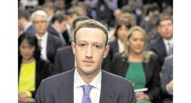 Mark Zuckerberg —AFP