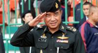 Army Commander-in-Chief Gen Chalermchai Sitthisart
