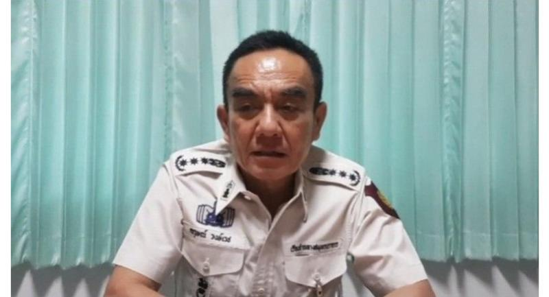 Krit Wongwet, commander of the Samut Prakan Central Prison