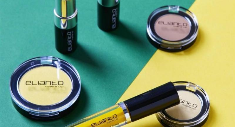 The Elianto Durian Musang King collection comprises rich yellow colours, inspired by the fleshy durian.