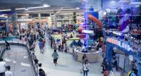 Harborland is filled with diverse play activities for all ages.