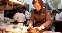 "Bongkoch ""Bee"" Satongun reinterprets traditional Thai cuisine in a contemporary context."