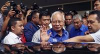 File photo : Najib Razak//AFP