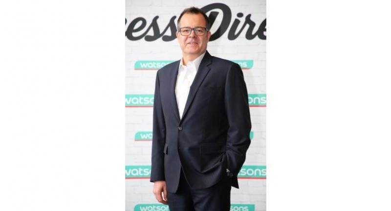 Rod Routley, Regional Managing Director/Asia, Watsons Thailand