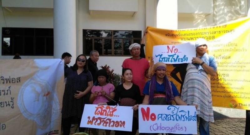 File photo Credit FB: Thailand Pesticide Alert Network (Thai-PAN)