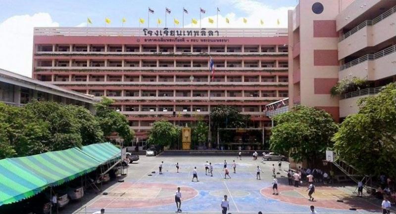 Wat Thep Leela School