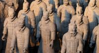 Chinese Terracotta Warriors archaeologist, Zhao Kangmin, dies aged 82.  Photo/AFP