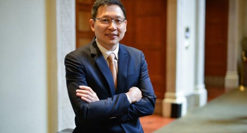 Wisate Chungwatana, WHAUP CEO