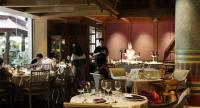 Dusit Thani Bangkok offers the longest hours of weekend brunch with an array of dishes cooked to order.