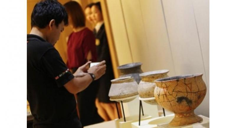 In 2014, the US government returned more than 500 artefacts looted from Ban Chiang, originating from the prehistoric period, which were in possession of the Bowers Museum in Santa Anna, California. Photo/The Nation