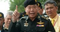 File photo: General Teerachai Nakwanich