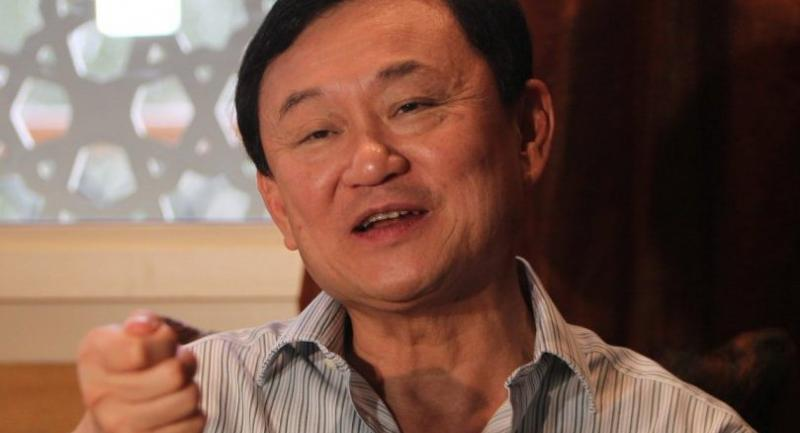 File photo: Thaksin Shinawatra