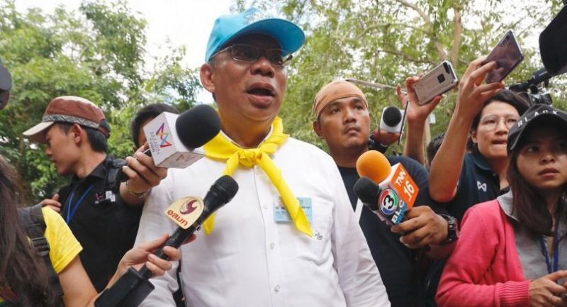 CHIANG RAI Governor Narongsak Osotthanakorn