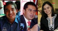 Najib Razak's children.
