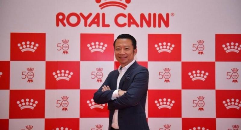 Chadon Suwanarit, managing director of Royal Canin (Thailand) Co Ltd
