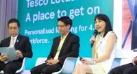 Aurakanda Attavipach, people director, Tesco Lotus, is joined by representatives from four leading universities in Thailand in a panel discussion about the needs of 4.0 workforce and how organisations need to adapt employee development programmes.