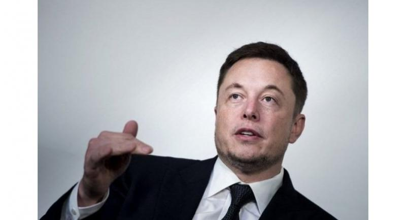 File photo : Elon Musk