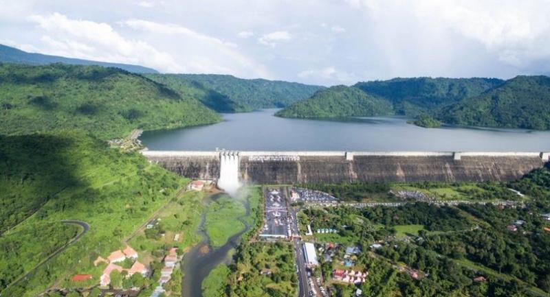 File photo: Khun Dan Prakan Chon Dam in Nakhon Nayok