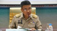 Phuket's governor Norraphat Plodthong