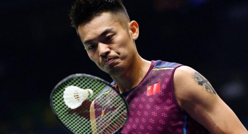 Lin Dan of China