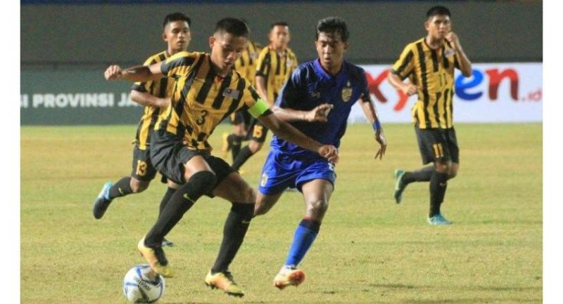 Players of Malaysia and Thailand played in the Asean Football Federation  Under-16 tournament in Indonesia.//Asean Football Federation's official website