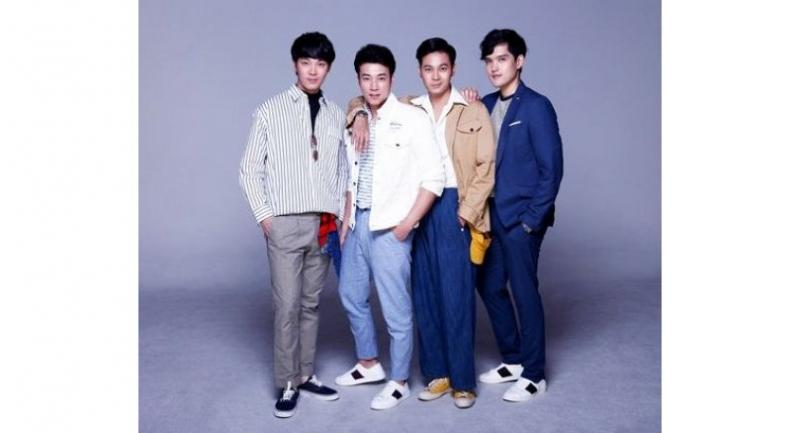"""Blue Gent have just released their first single, """"Khae Khor Hai Pen Ruang Ther"""" under Mono Music's Pitchs Project."""