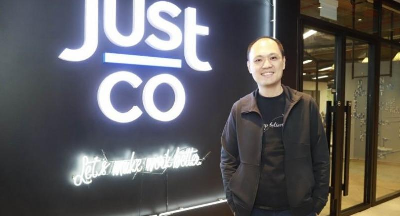 JustCo boss Kong Wan Sing, at his Singapore office, says five new centres are planned for Bangkok at an investment of up to US$5 million each.