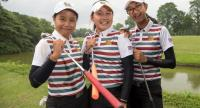 Thailand's hopes of retaining its Asian games gold depend upon Kan Bunnabodi, Atthaya Thitikul and Kulthida Pramohun.