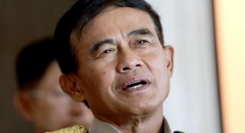 General Paiboon Koomchaya
