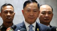 Labour Minister Pol Gen Adul Saengsingkaew
