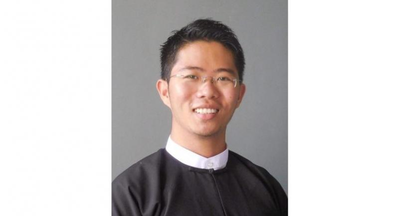 Shoon So Oo, energy proฌgramme manager at World Wildlife Fund Myanmar.