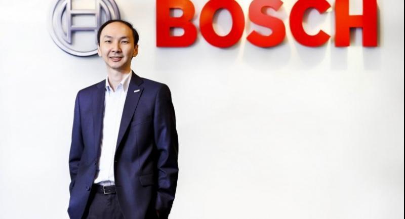 Joseph Ngo Hong, managing director of Robert Bosch Limited (Thailand)