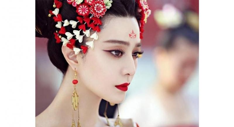 File photo : Fan Bingbing//China Daily