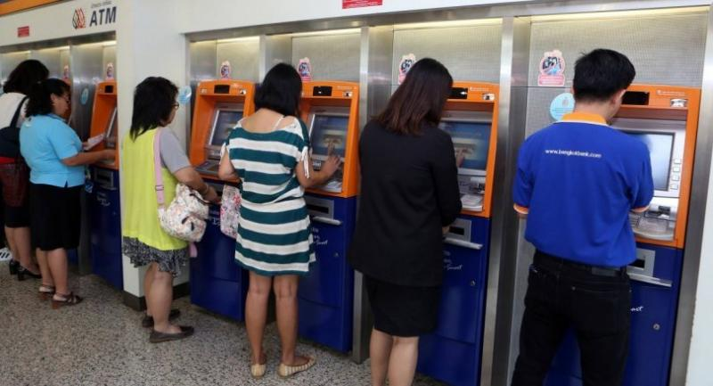 Thai banks 'prepared' amid warning of global ATM attack